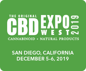 CBD Expo WEST 2019
