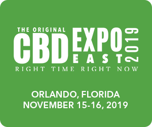 CBD Expo EAST 2019