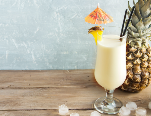 Wind down with our Pina Canna mocktail recipe