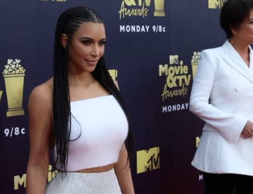 Kim Kardashian says CBD has 'gotten me through a lot'