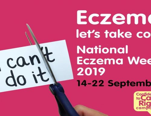 Itching for relief this National Eczema Week?