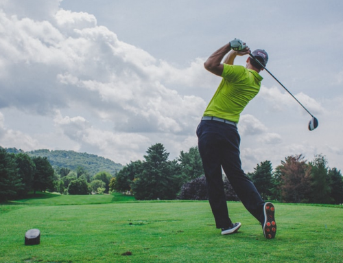 Golfer's gold: explaining CBD for BackCare Awareness Week.