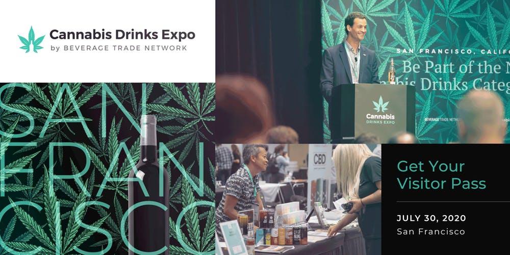Cannabis Drinks Expo - San Francisco