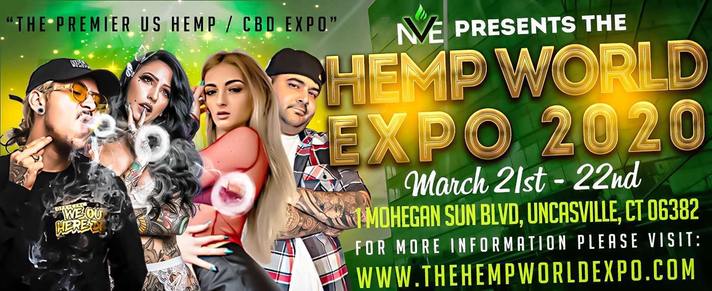 Hemp World Expo - Connecticut