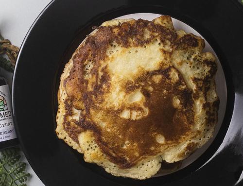 DIY: CBD Pancakes