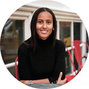 Jasmin Thomas is the founder of functional skincare brand Ohana
