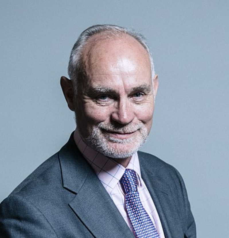 Conservative MP Crispin Blunt