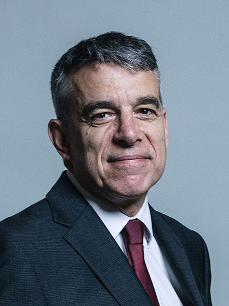UK Labour Minister of Parliament, Jeff Smith