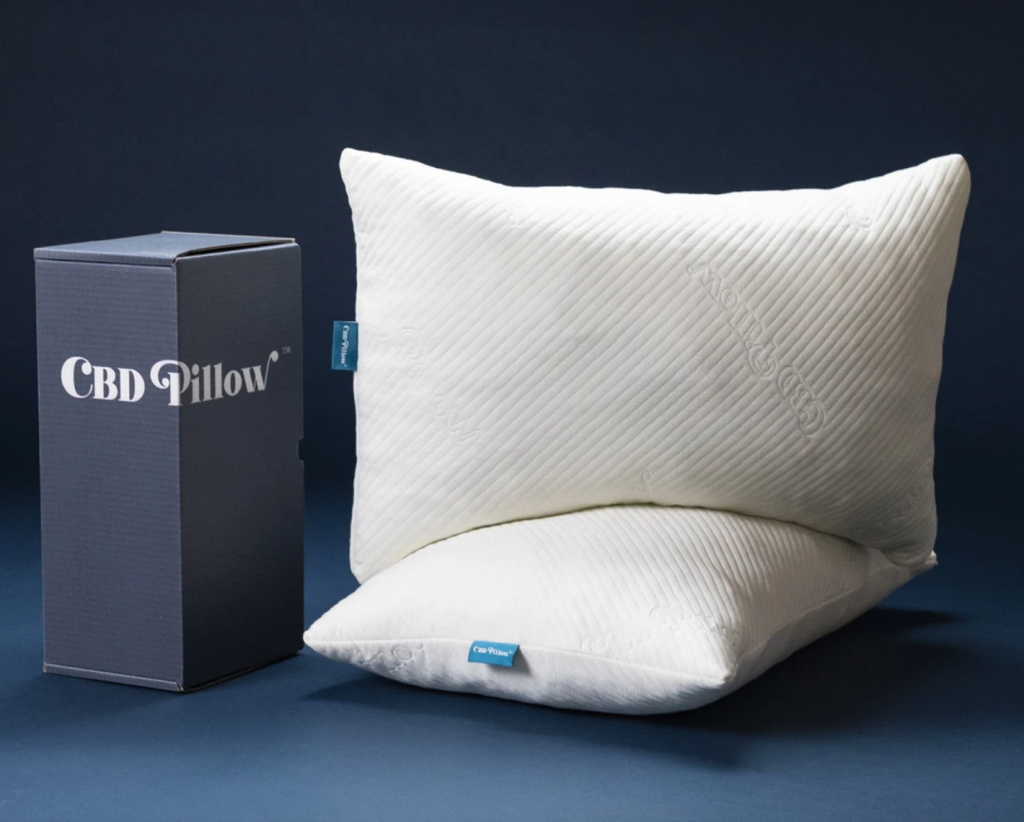 A CBD pillow