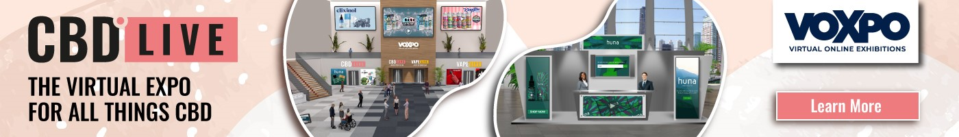 Virtual Online Vape and CBD Expo