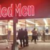 Two MedMen locations in Los Angeles suffered heavy looting amid incidents at dozens of stores. (via Twitter)