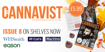 The CANNAVIST Issue 8 Magazine ad