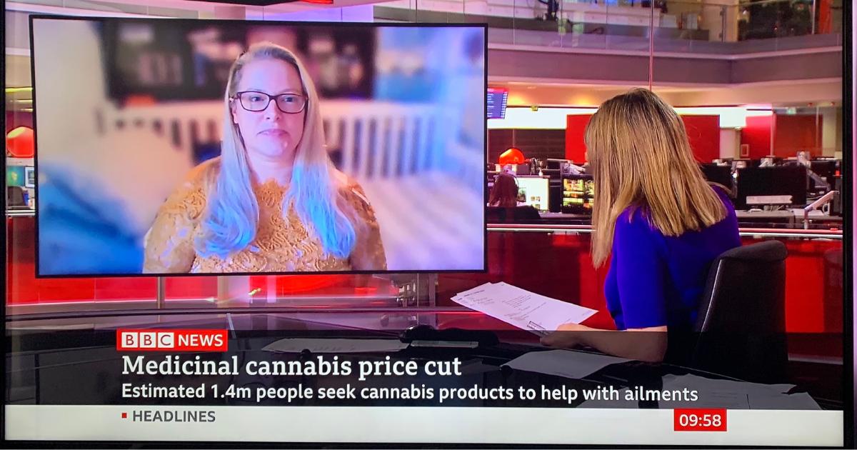 BBC report screengrab