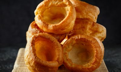 Homemaid Yorkshire puddings. Perfect for National Yorkshire Pudding Day.