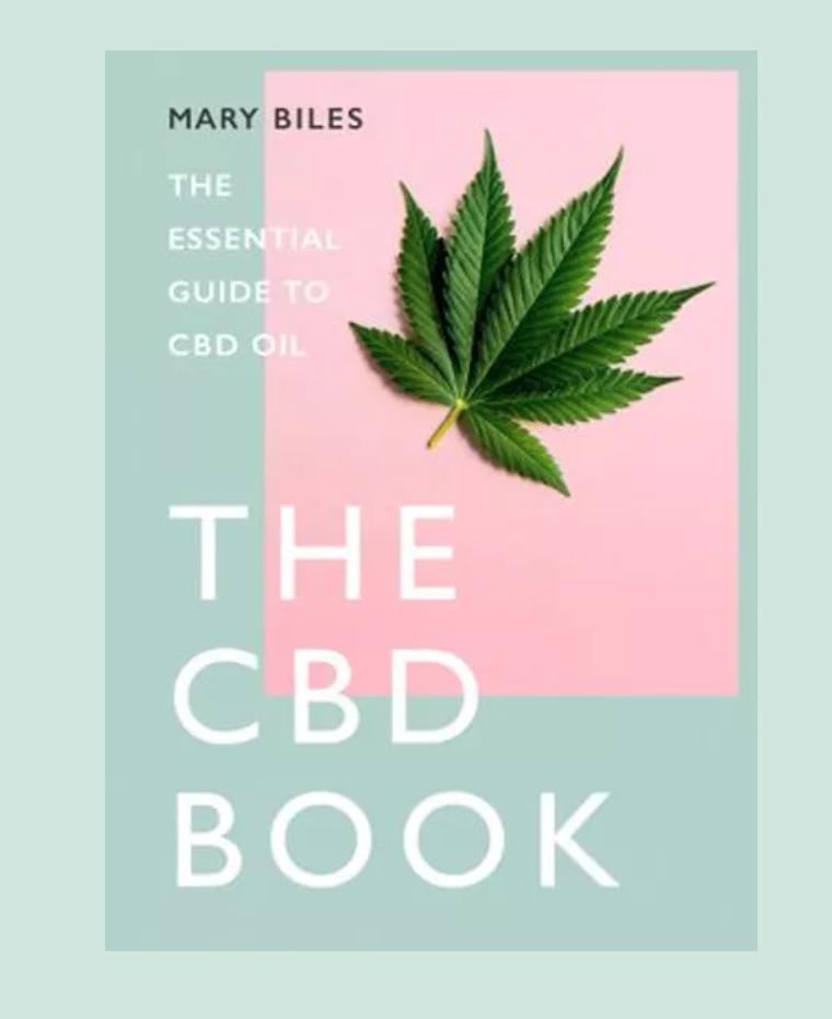 A light green coloured copy of the CBD book.